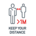 Keep Your Distance | Welcome Madeira