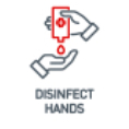 Desinfect Hands | Welcome Madeira
